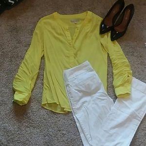 Yellow Long sleeve